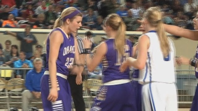 Okarche Girls Advance To Class A State Title Game