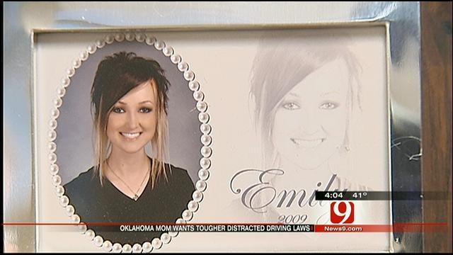 OK Family Of Crash Victim Raises Awareness Of Distracted Driving