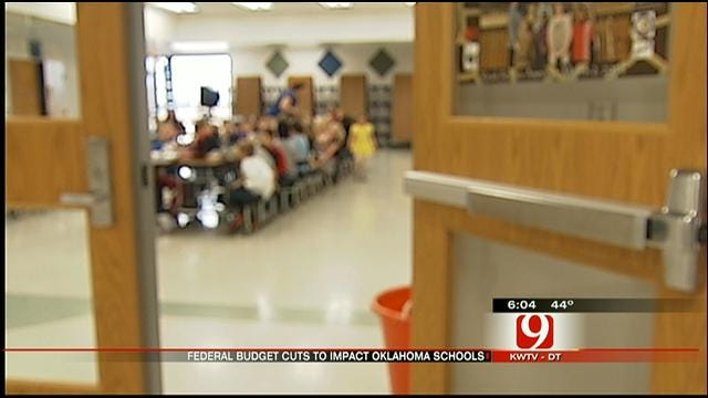 Federal Spending Cuts Could Slash Funding to Oklahoma Schools