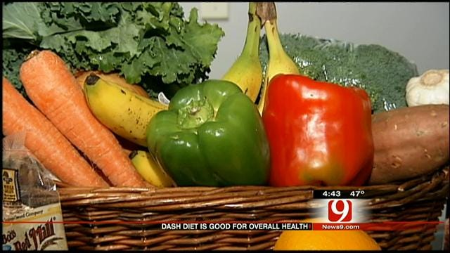 Medical Minute: Dash Diet