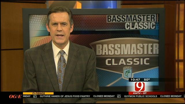 Thousands Showing Up For Bassmaster's Classic
