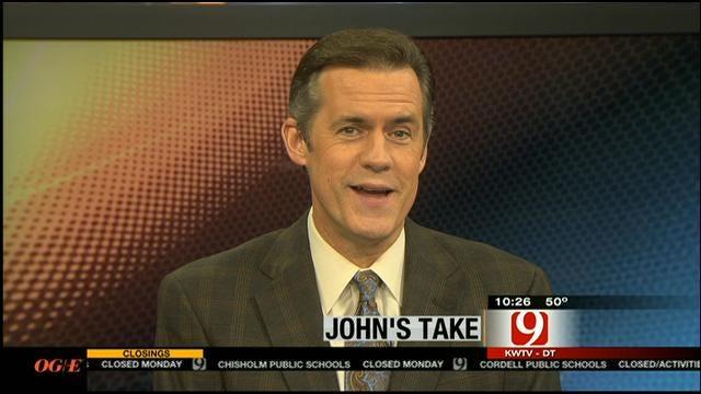 John's Take: Dancing In West Virginia