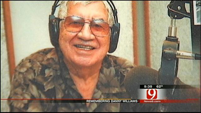 Memorial Service Held For OKC TV, Radio Icon Danny Williams