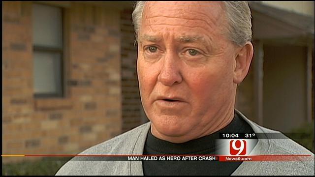 Eyewitness OKC Man Hailed As Hero In Harrowing Helicopter Rescue