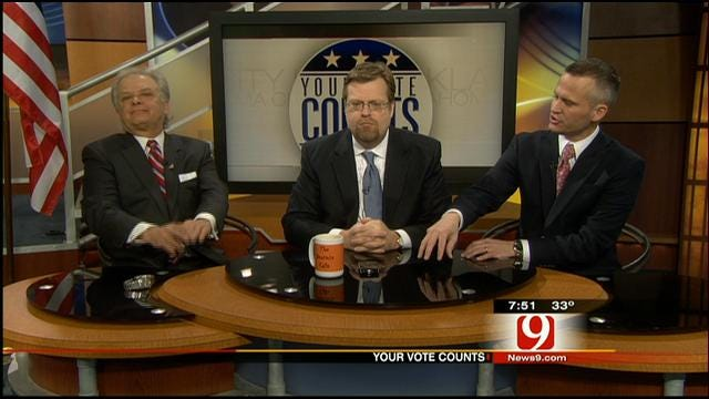 Your Vote Counts: Sequestration, OK Veteran Centers