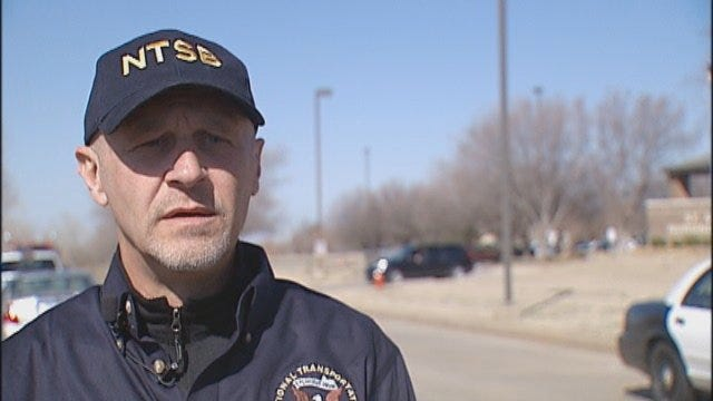 WEB EXTRA: NTSB Interview, Part V