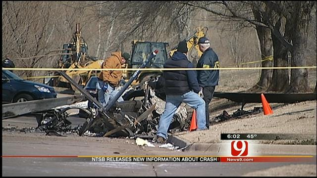 Investigators Preparing To Remove Helicopter Wreckage From Crash Site In OKC
