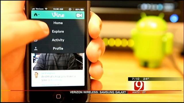 New Social Media Apps On Smart Phones