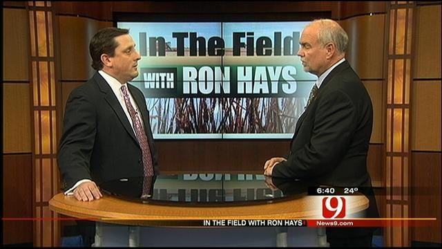 In The Field: Ron Hays Speaks To John Collison