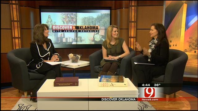 Discover Oklahoma: Friends of the Library Book Sale