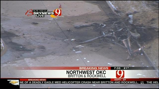 OKC Fire Deputy Chief Talks About Fatal Helicopter Crash