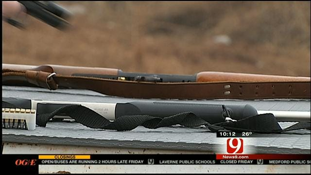 Gun Stockpiles: A Sign Of The Next Revolution?