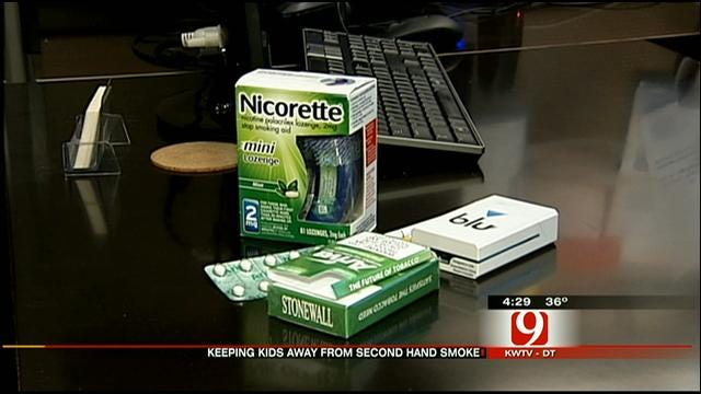 Medical Minute: Keeping Kids Away From Second Hand Smoke