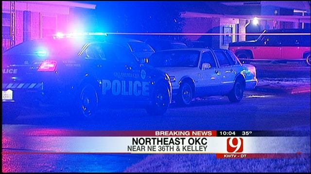 Police Investigating Fatal Shooting In NW OKC