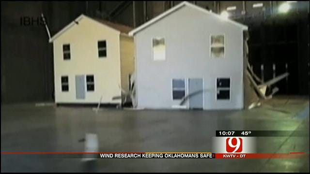 New Research Designed To Make Homes Safer In Wind