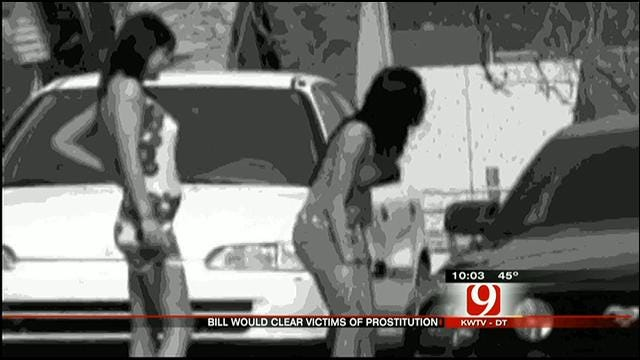 New Bill Would Allow Human Trafficking Victims To Clear Prostitution Convictions