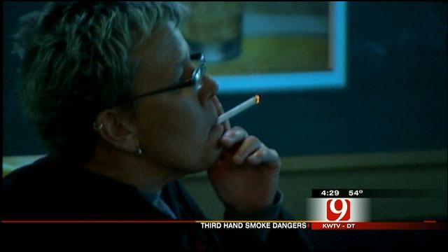 Medical Minute: Third Hand Smoke Dangers