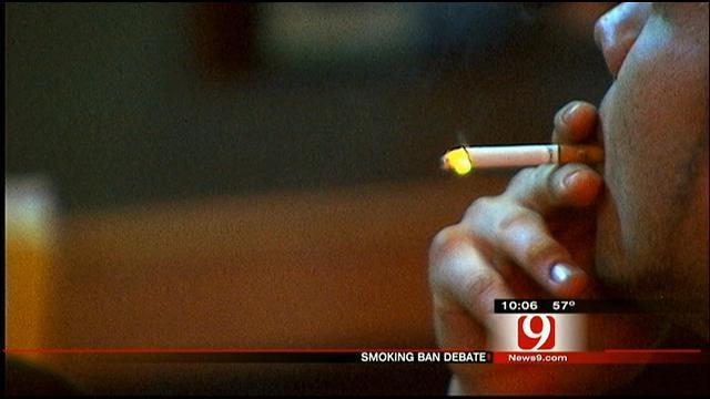 Debate Rages On Controversial Ordinance Regarding Smoking Ban