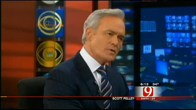 The 'Oklahoma Side' To CBS Evening News Anchor Scott Pelley