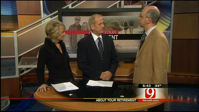 About Your Retirement:Jim Keating Of the Parkinson Foundation Of Oklahoma