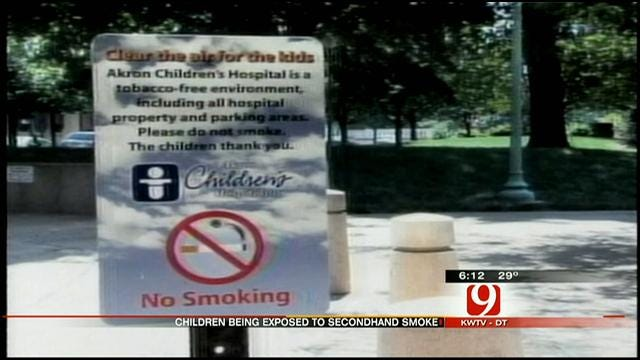 Medical Minute: Secondhand Smoke