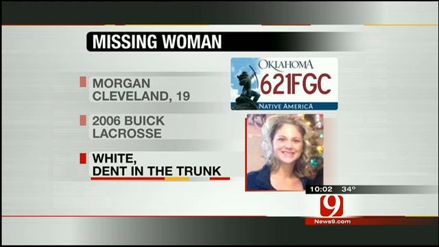 Police On The Lookout For Missing OKC Teen