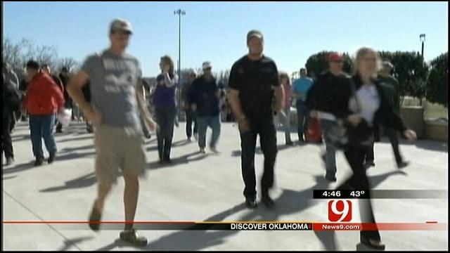 Discover Oklahoma: Outdoor Adventures
