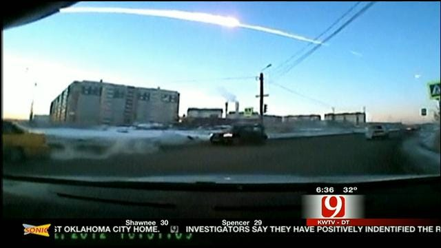 Meteor Slams Into Russia, Injures 500 People