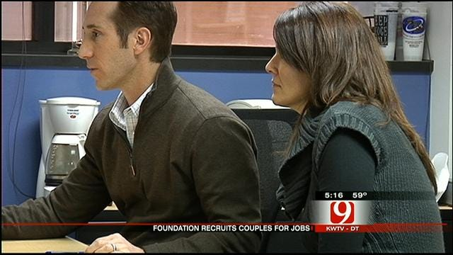 Research Foundation Recruits Married Couples to OKC