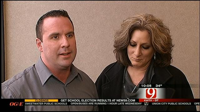 Jerome Ersland's Son Speaks Exclusively With News 9