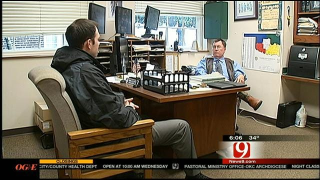 McClain County Terminates Inmate Work Release Program