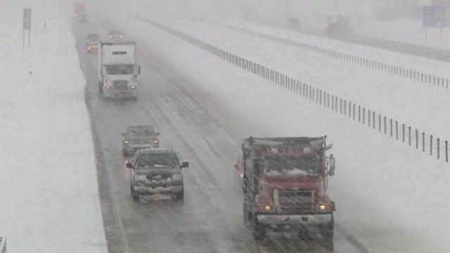 WEB EXTRA: Snow In Yukon