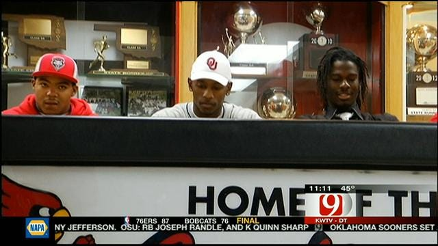 Dean Takes A Look At OU's Haul From National Signing Day