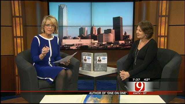 Jane Mitchell Stops By News 9 This Morning To Talk About New Book