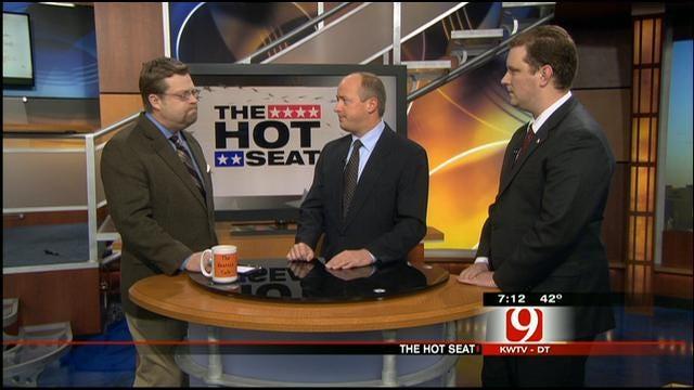The Hot Seat: Jon Echols