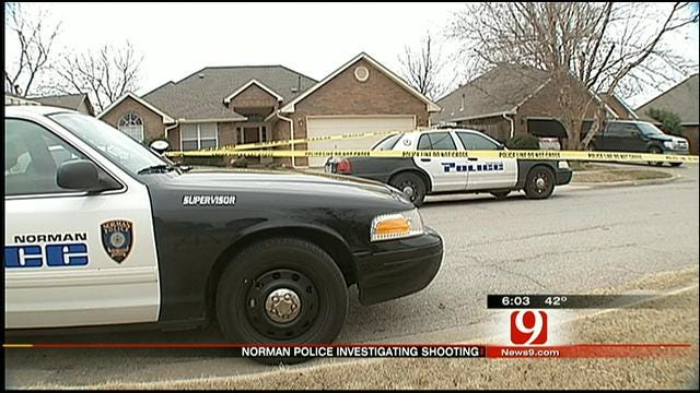 Police Investigate Domestic Shooting In Norman