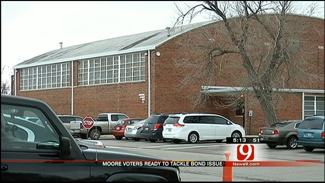 Moore Voters To Decide $127 Million School Bond Package
