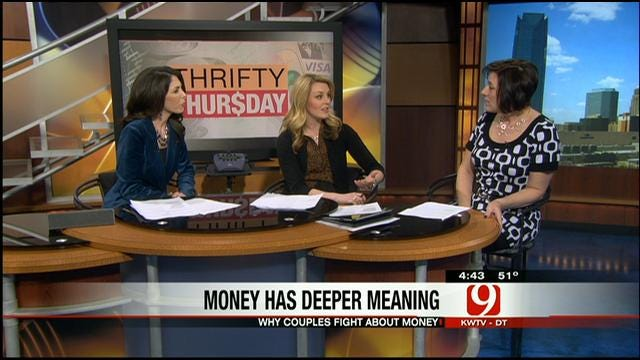 Thrifty Thursday: Why Couples Fight About Money
