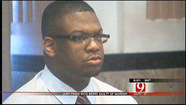 Jury Finds Edmond Man Guilty In Toddler's Murder