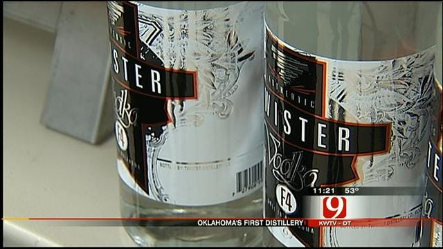 Oklahoma's First Distillery Opens In Moore
