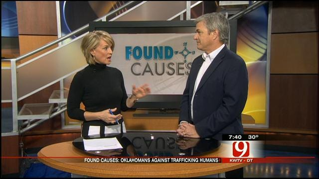 Found Causes: Oklahomans Against Trafficking Humans