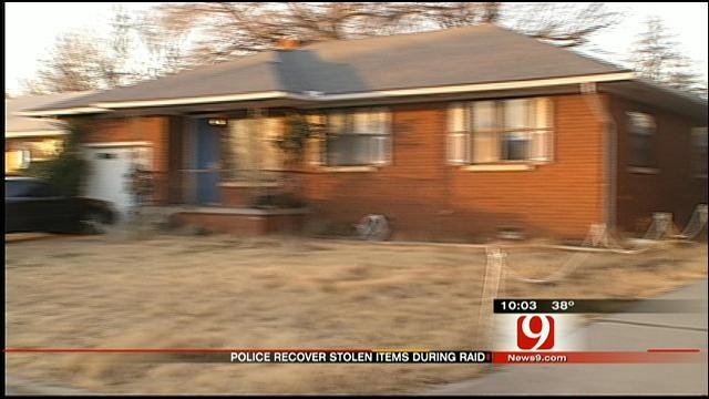 Residents In NW OKC Neighborhood Fed Up With 'House Of Crime'