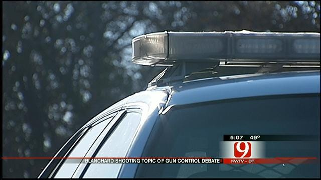Blanchard Mom's Home Defense Brought Up In Gun Control Talks