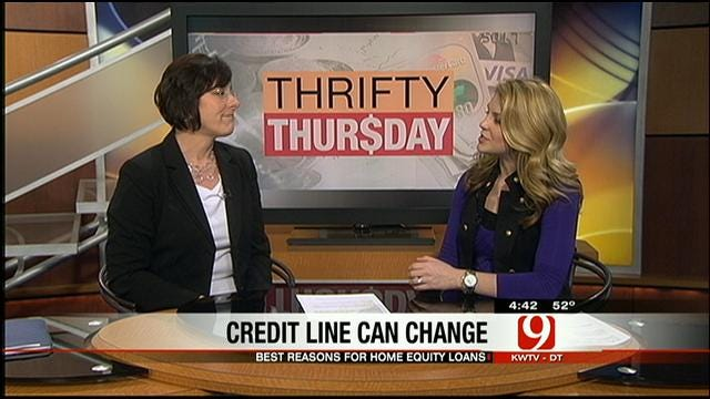 Thrifty Thursday: Home Equity Loans