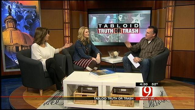 Tabloid Truth Or Trash For Thursday, January 31, 2013