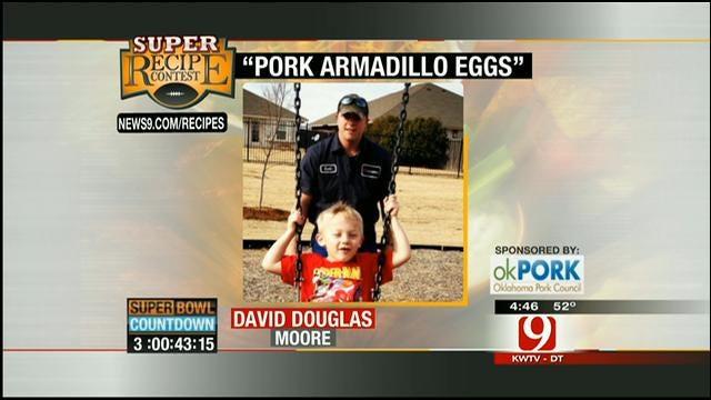 Super Recipe Winner: Pork Armadillo Eggs