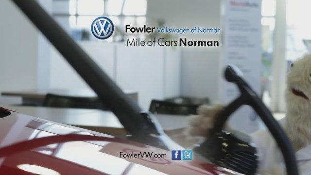 Fowler Volkswagen: Drive Different