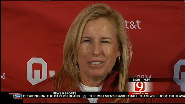 No. 2 OU Softball Team Still Feeling Championship Loss