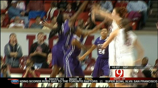Highlights From OU's Win Over TCU