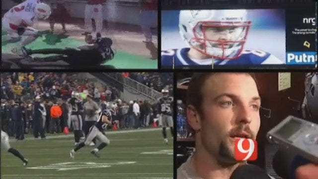 Kelly Ogle Sits Down With Oklahoma's Own Wes Welker